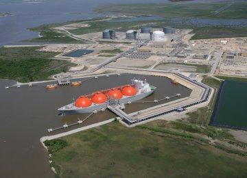 China LNG Imports Hit Record
