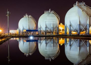 China to Boost Gas Capacity