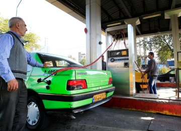 Plan to Promote CNG to  Curb Gasoline Demand