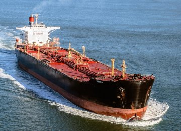 Combined exports of crude oil and condensates have also climbed to 2.8 million bpd.