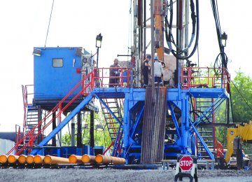 Oil Drillers End Year at Standstill