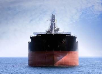 Iran ships out nearly its entire condensate output.