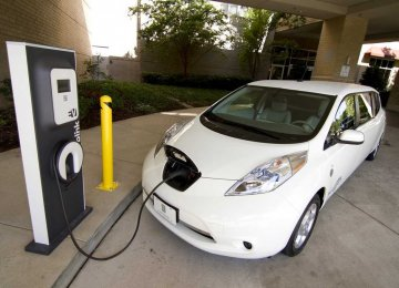 EVs will likely account for 8% of total vehicle sales by 2025.