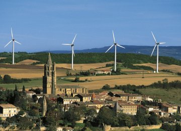 France Adds 500 MW of Wind Capacity