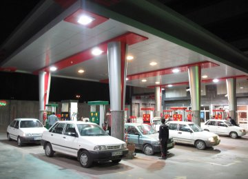 The Iranian government has held four rounds of auctions to commercialize gas stations over the past year.