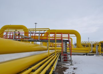 The country produces over 800 mcm/d of gas, most of which come from South Pars Gas Field.
