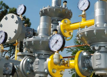 Iran has boosted gas production to 880 mcm/d.