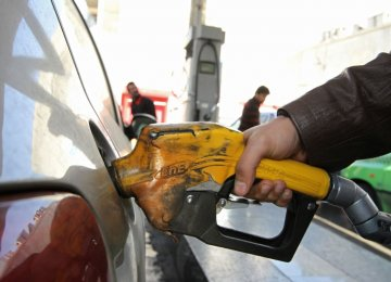Gasoline Consumption Soars