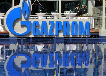 Gazprom Says Europe's Gas Appetite Keeps Getting Bigger