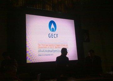 GECF Summit in November
