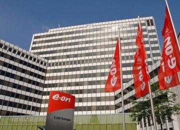 Germany's EON Posts $12.7b Loss