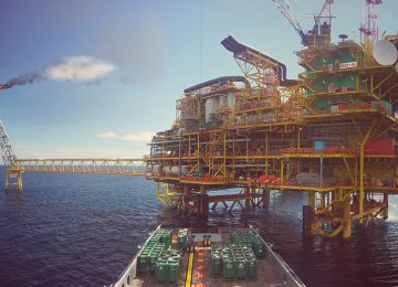 Energy Giants Opening Natural Gas Spigots