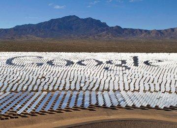 Google Biggest Buyer of Renewables