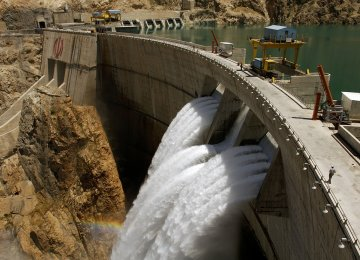 Hydropower Output Increases