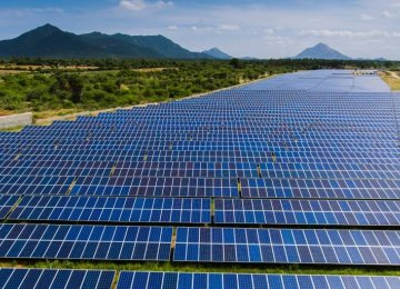 India Raises Renewables Target