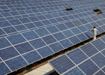 India's Renewable Investments Near $20 Billion
