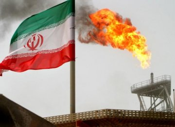 Reuters: IranReduces Floating Oil Inventory by Half