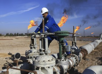 No Top Companies Win Iraq Oil, Gas Auction