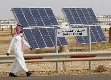 Jordan Selects Finalists to Bid for Renewables