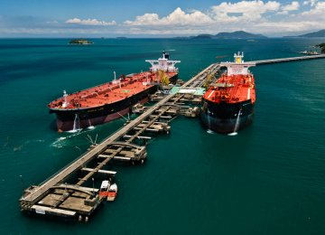 Leap in Light Crude Export
