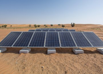 Low-Cost Renewables Reshaping Middle East