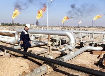 BP and Schlumberger are among top names in talks over Iranian fields.