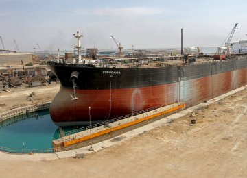 NITC operates some 70 tankers and vessels of all sizes with a capacity of around  15 million deadweight tonnage.