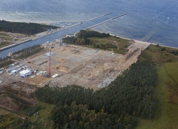 Sweden Approves Nord Stream 2 Pipeline