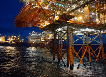 Norwegians in Petroleum Talks