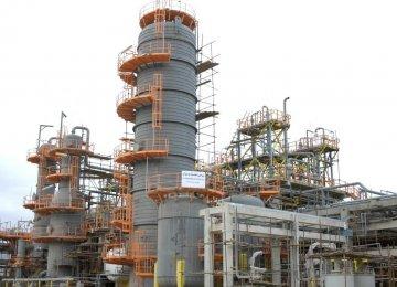 Asia Largest Importer of Iranian Petrochem