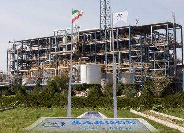 Iran Petrochem Output Hit 18m Tons