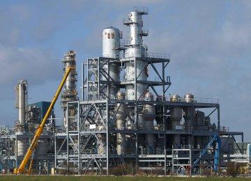 Iran Eyes Petrochem Expansion in Southern Regions