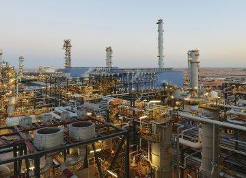 Uptick in Iran's Mideast Petrochem Market Share