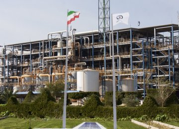 Tehran has said it needs $72 billion in foreign investment for 80 major petrochemical projects.