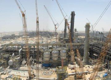 3 Major Petrochemical Plants Set for Launch | Financial Tribune