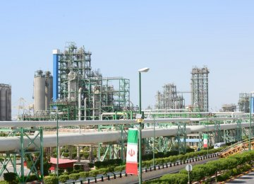 Petrochemical is Iran's most important industry after oil and gas.