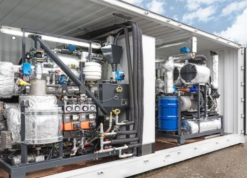 Small-Scale Power Units to Help Meet Summer Demand