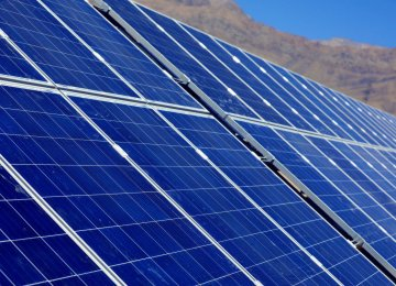 The share of renewables in Iran's energy mix is as low as 360 MW.