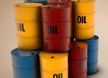 Iran Crude Prices Ease