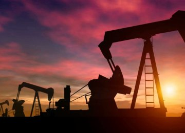Oil Prices Fall on Rise in US Stocks