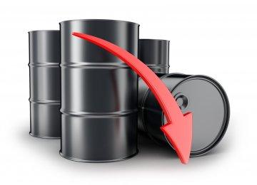 Oil Price Slips