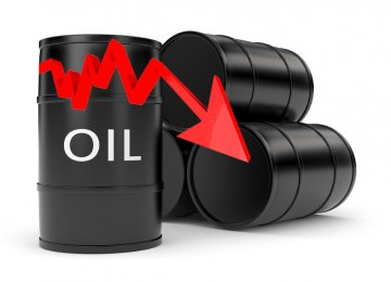 Brent, WTI Prices in Seesaw Session