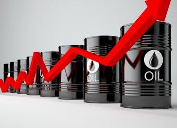 Brent, WTI Prices Edge Up