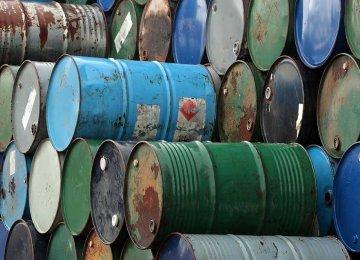 Oil Falls on N. Korea Tension
