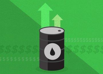 Brent Crude Near $60