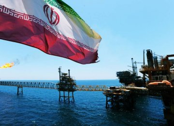 Iran Targets 4 mbpd Crude Oil Output by March 2018