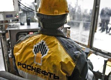 Rosneft Revenues Rise