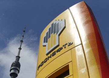State-owned Rosneft is Russia's largest oil company.