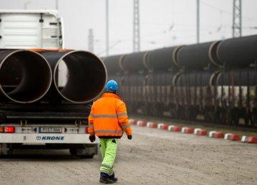 Turkish Stream Pipeline Underway