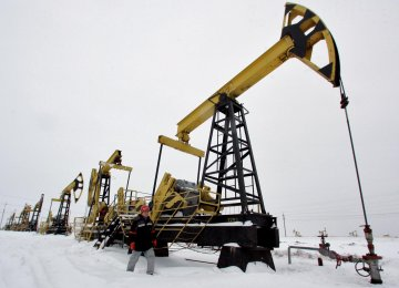 Russia Oil Output Unchanged in August